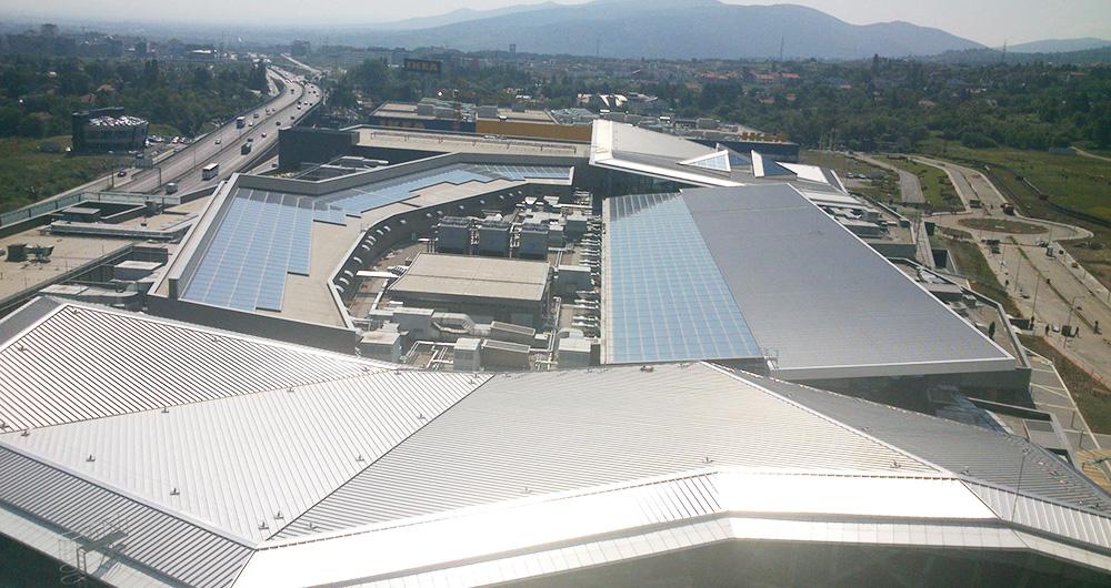 Сградни инсталации в Sofia Ring Mall