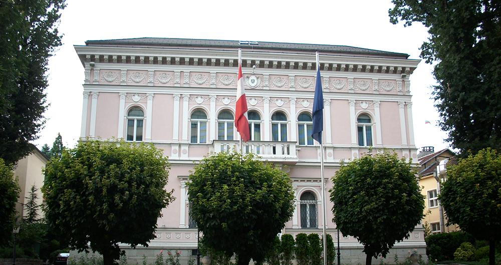 Тангра модернизира помпеното оборудване в посолството на Австрия в България