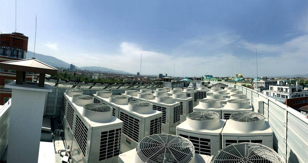 Вентилация, климатизация и БГВ