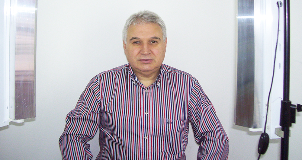 Интервю с Валери Замфиров, президент на DSC България