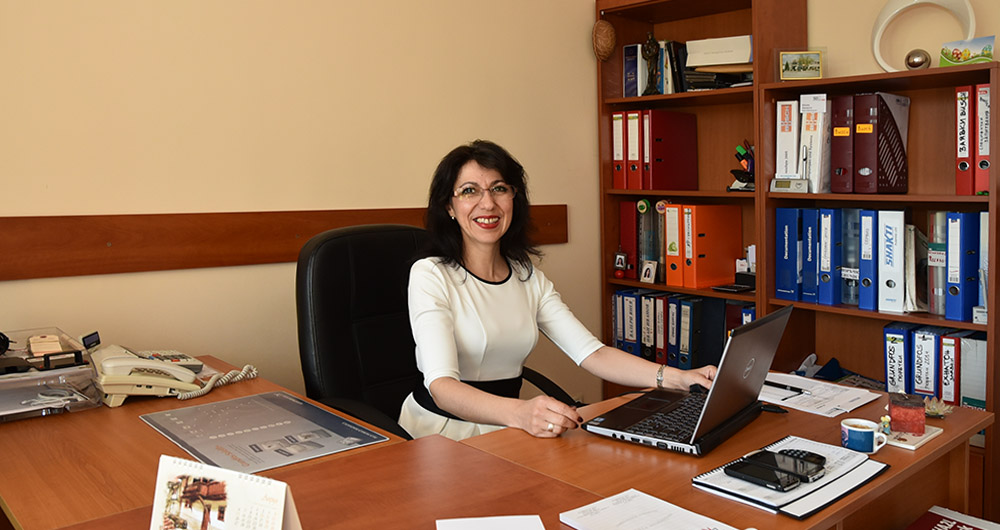 Адара Инженеринг, инж. Здравка Атанасова: Фирмата ни разполага с добре обучен сервизен персонал