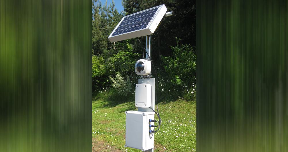 Системи за видеонаблюдение с автономно захранване