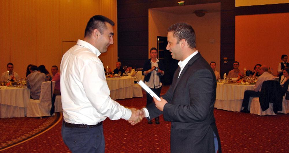 siemens направление Сградни технологии организира среща за своите партньори