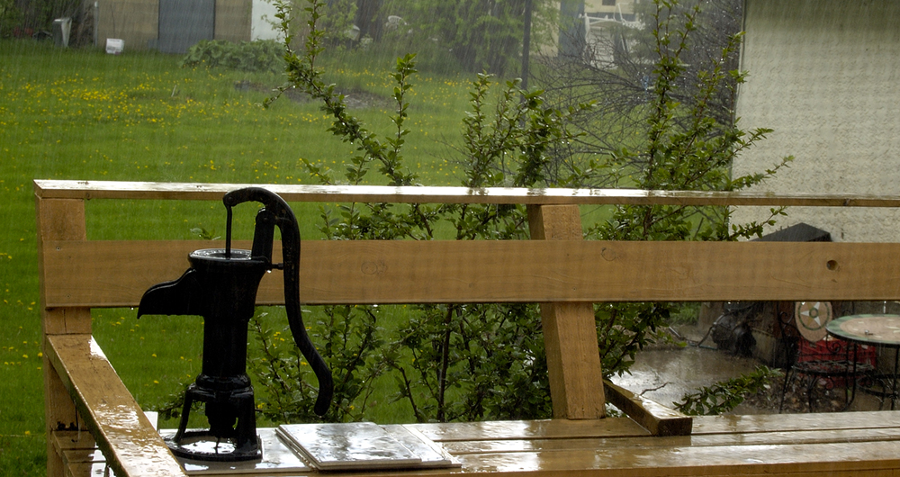 Системи за дъждовни води