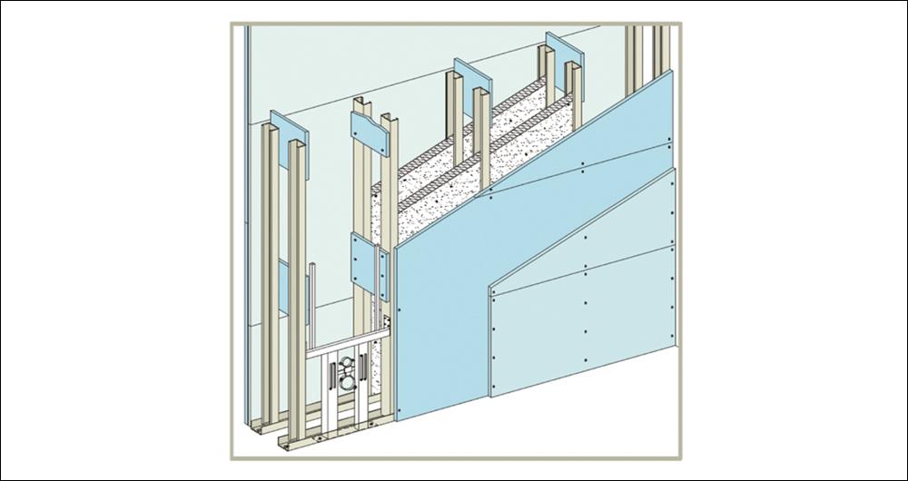 Монтаж на ВиК инсталации при сухо строителство