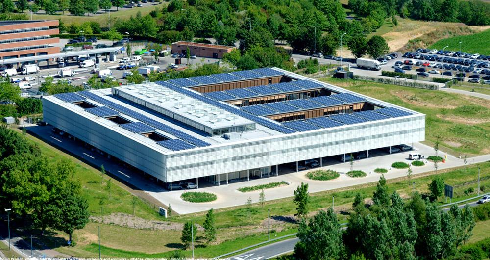 Сгради с почти нулево потребление на енергия