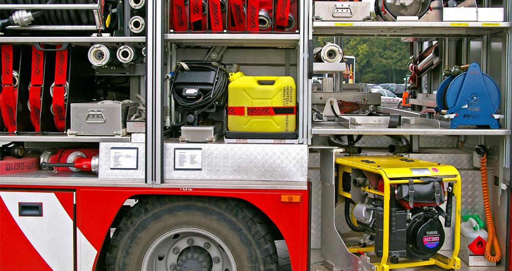 Пожарна безопасност на резервно и аварийно електрозахранване