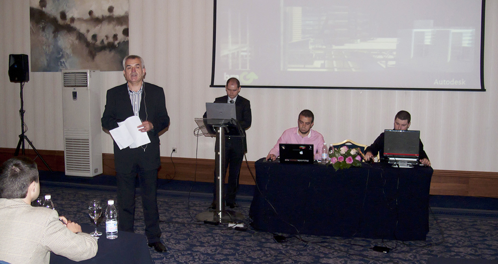 Проведоха се семинари на Autodesk