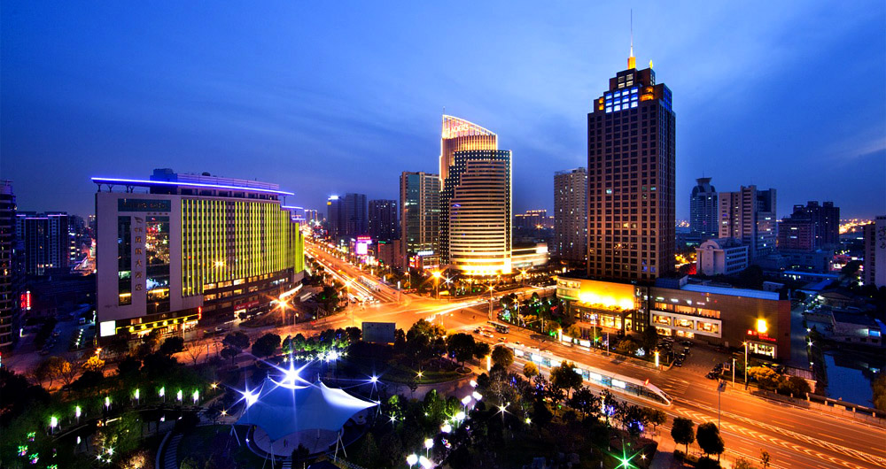 Осветителни концепции за интелигентни градове